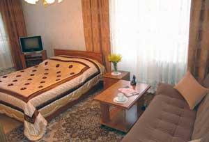 """""""Отель  """"Московский """" отличается не только удобным расположением относительно аэропорта, но и комфортными номерами, а..."""